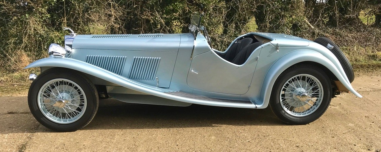 1937 AC 16/80 Short-chassis Competition Sports For Sale (picture 3 of 6)