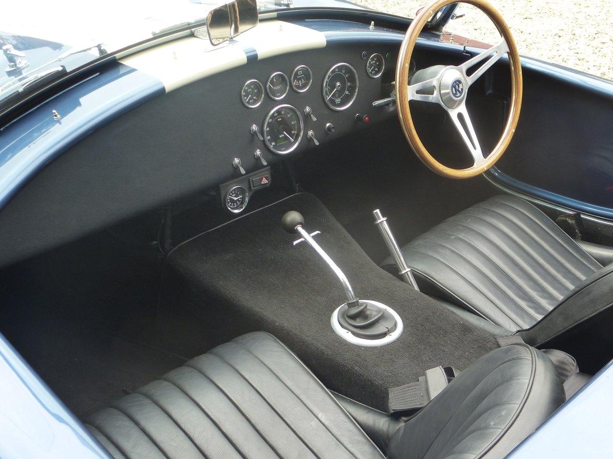 2005 Crendon Cobra CR427 427 SC Big Block Ford 7.4 V8 For Sale (picture 3 of 6)
