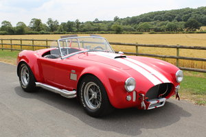 STUNNING SUPERFORMANCE FACTORY BUILT 1965  COBRA