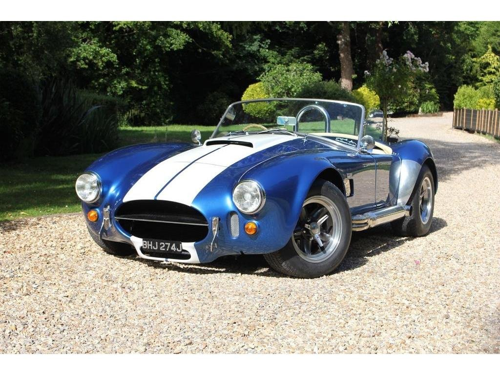 Replica Cobra SRV8 5.7 5.7 V8, 4 SPEED, GREAT VALUE For Sale (picture 1 of 1)