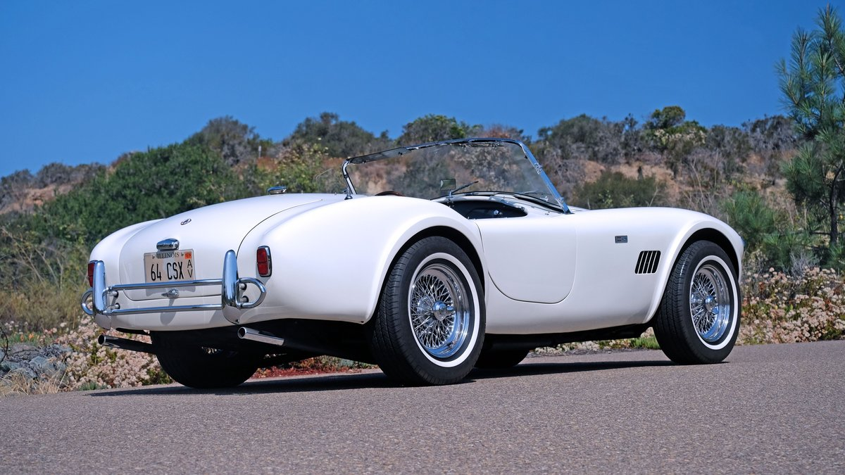 1964 Shelby 289 Cobra Roadster = Correct + Real $obo For