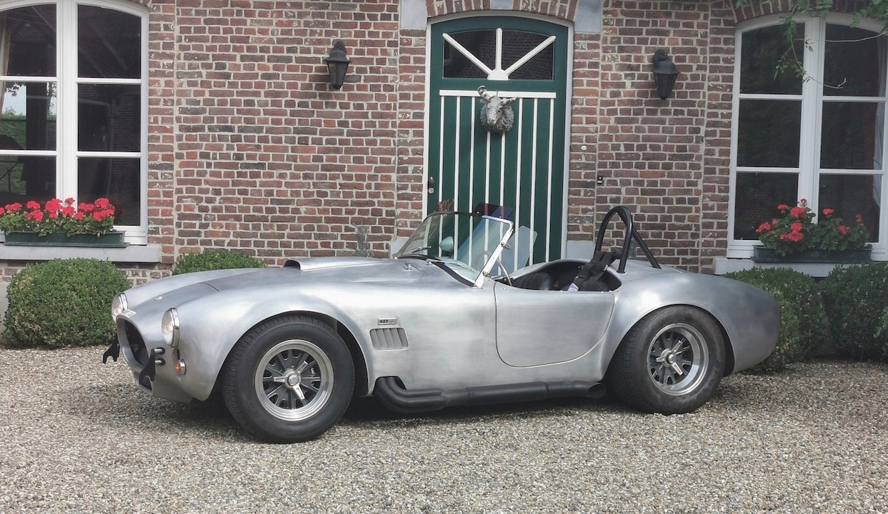 1965 AC Cobra 427 replica by Kirkham For Sale (picture 1 of 6)