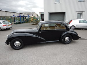 1952 AC 2-Litre Two Door Saloon For Sale