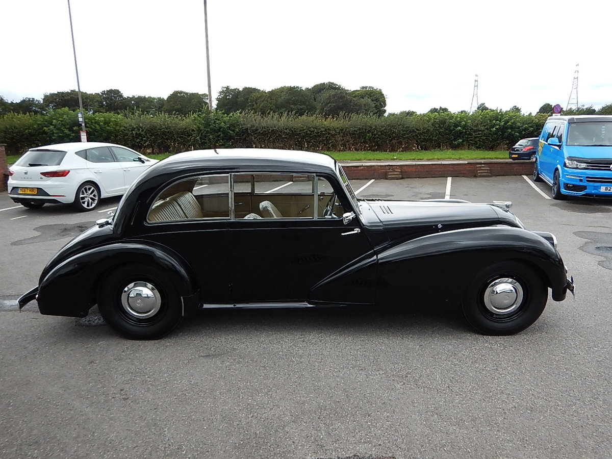 1952 AC 2-Litre Two Door Saloon For Sale (picture 3 of 6)