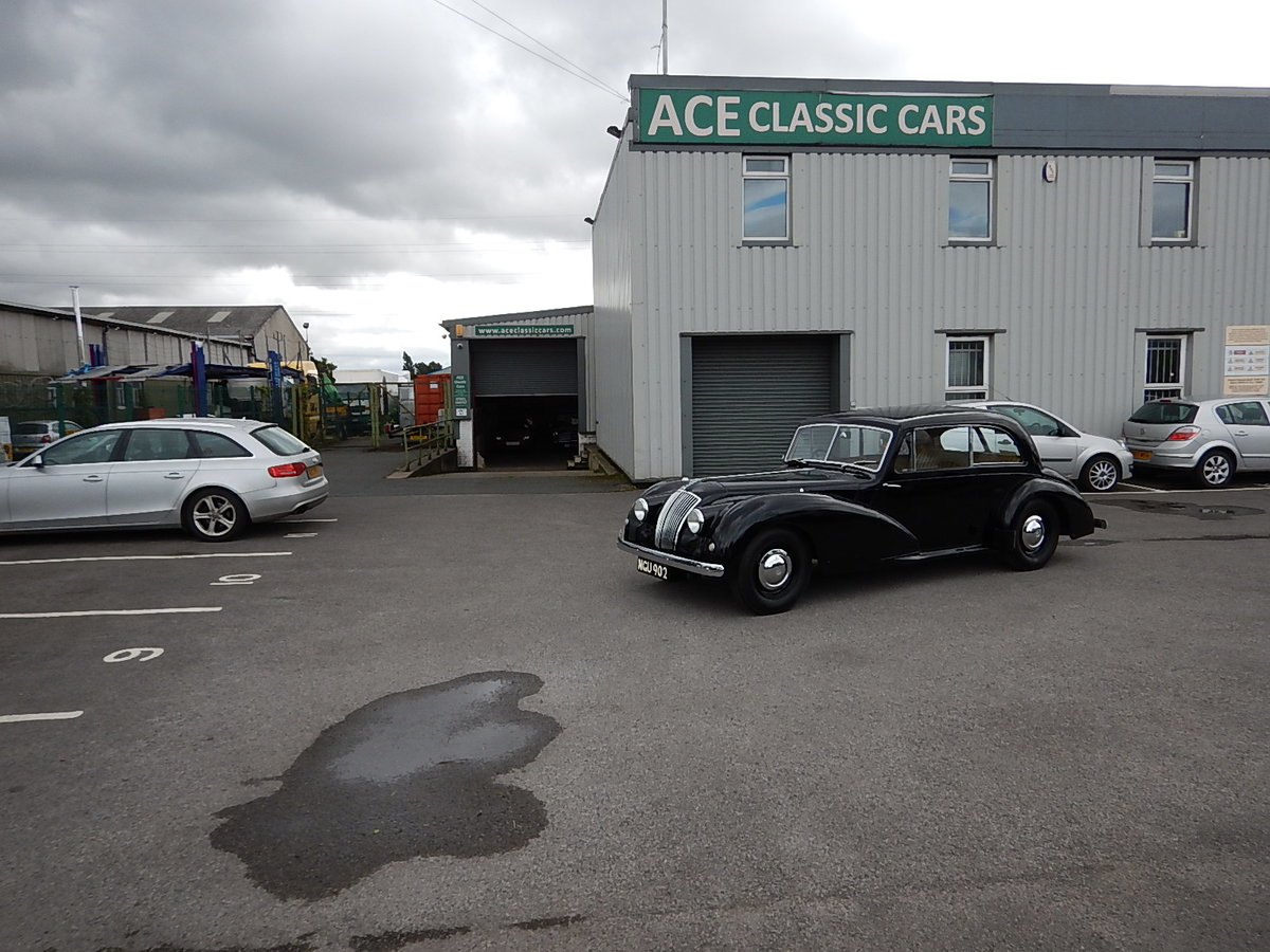 1952 AC 2-Litre Two Door Saloon For Sale (picture 6 of 6)