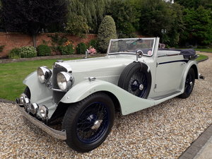 1935 A.C. 16/66 DHC 'Ace' Fabulous car, very rare For Sale