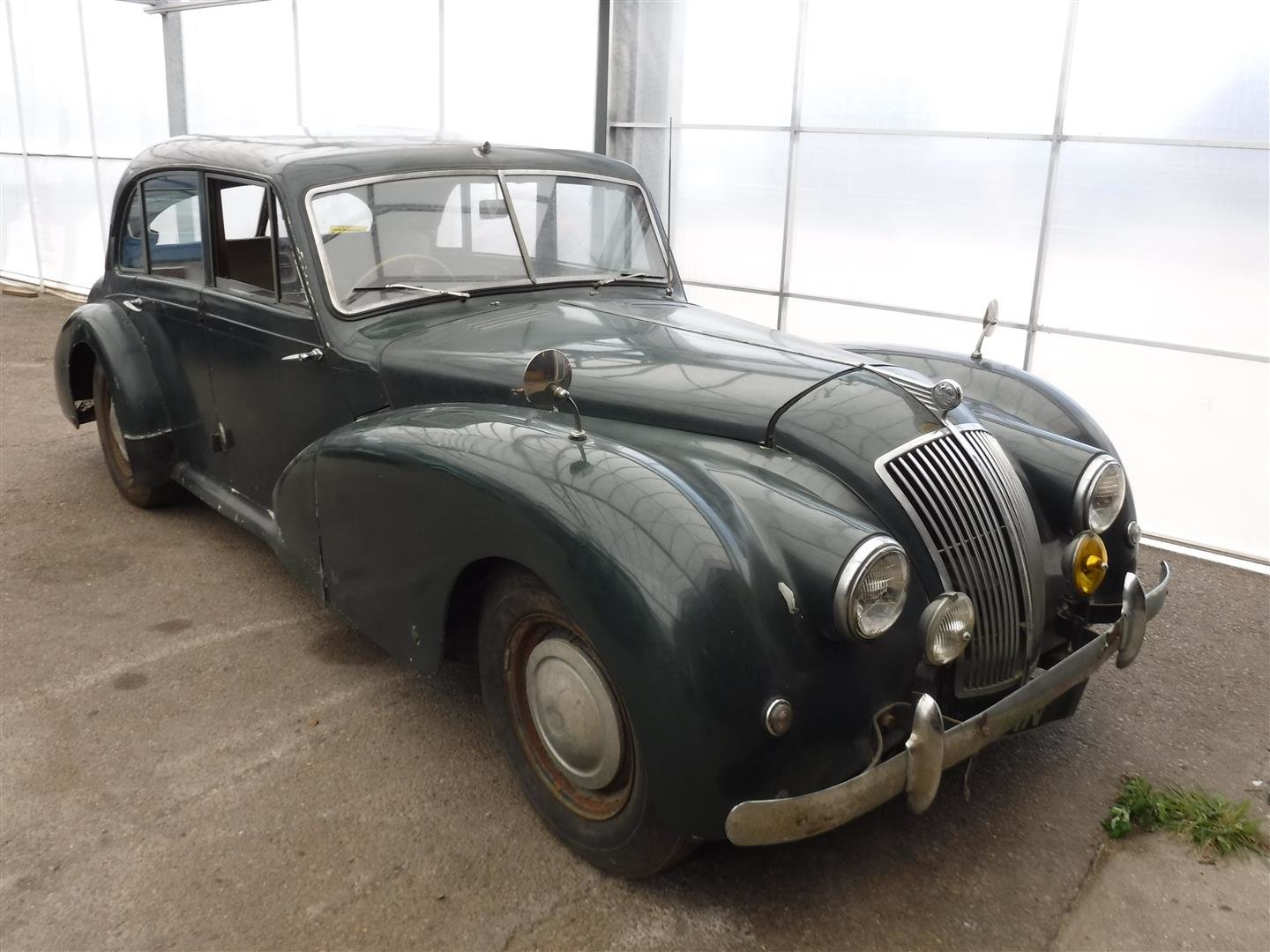 AC - Coupe RHD 1954 For Sale (picture 1 of 6)