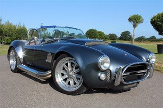 2007  AC Cobra Dax Tojeiro 6.3 with hard top