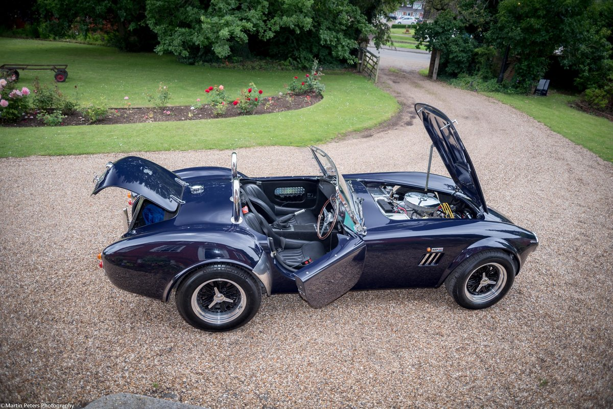 2002 Cobra by Pilgrim Motorsport For Sale (picture 21 of 24)