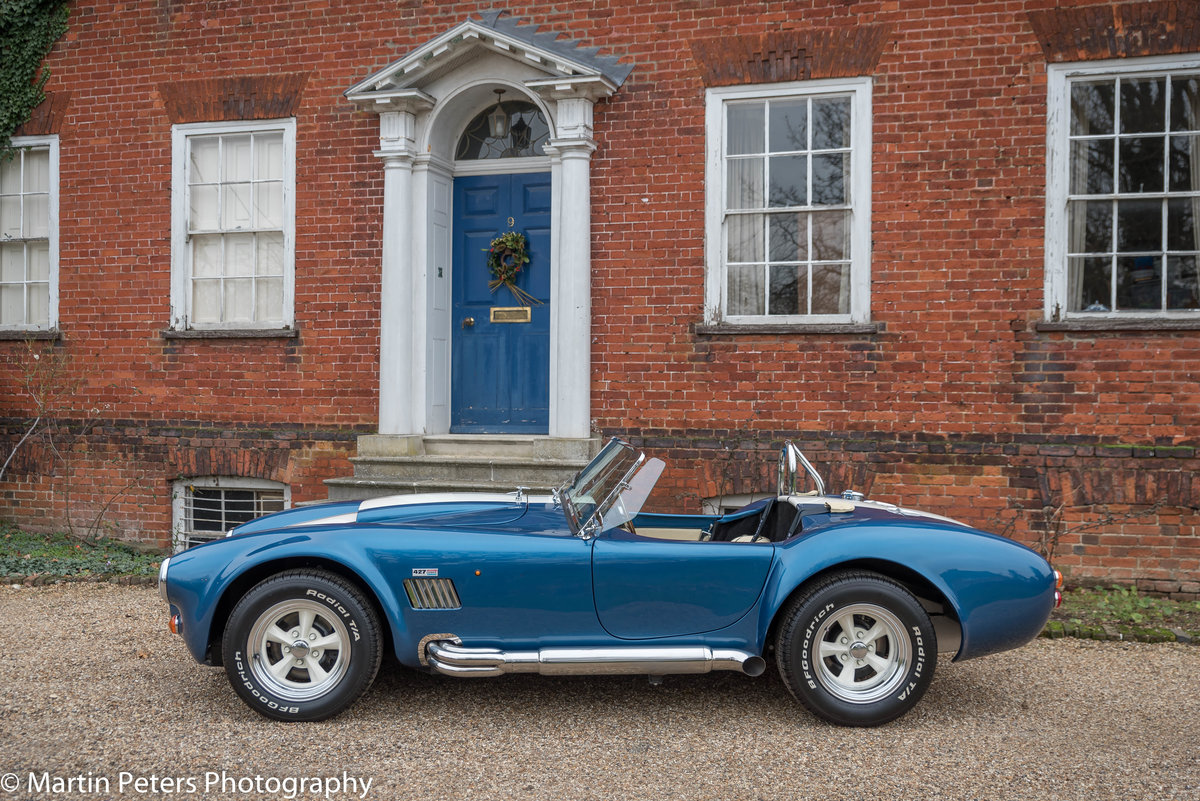 2017 Cobra by DAX, De-dion chassis For Sale (picture 10 of 18)
