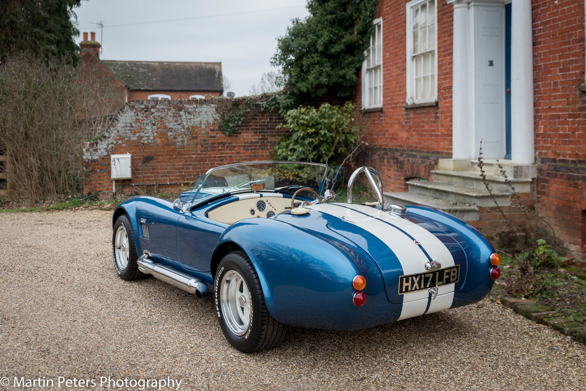 2017 Cobra by DAX, De-dion chassis For Sale (picture 11 of 18)