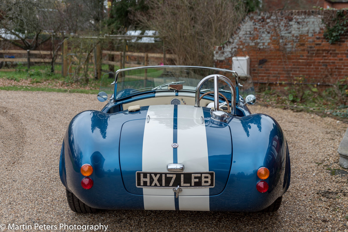 2017 Cobra by DAX, De-dion chassis For Sale (picture 12 of 18)