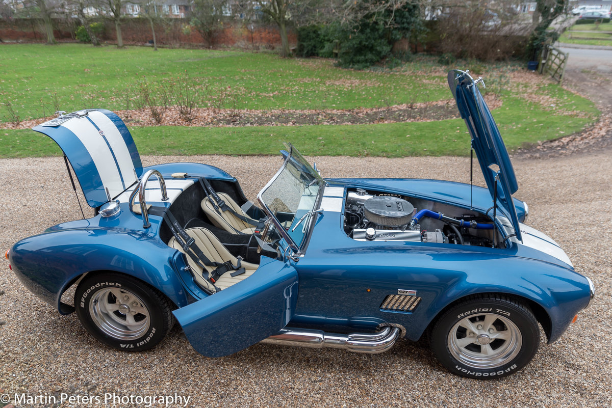 2017 Cobra by DAX, De-dion chassis For Sale (picture 15 of 18)
