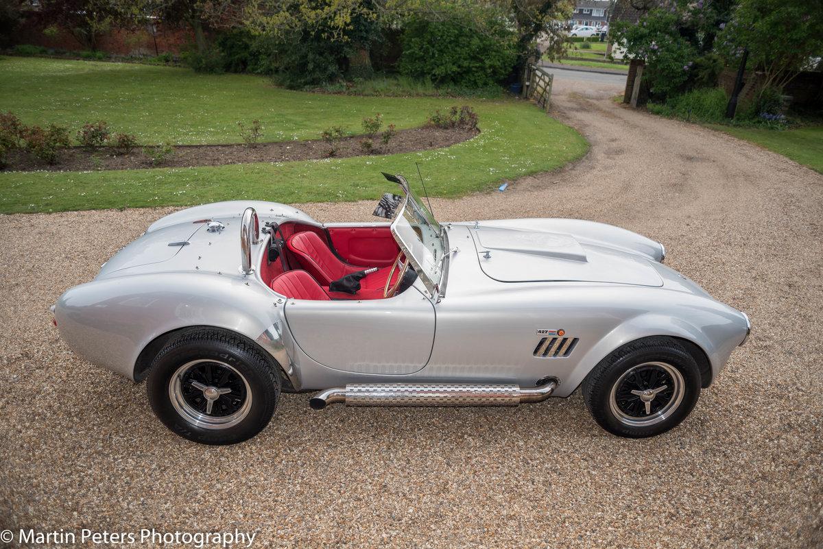 1998 Cobra 427 Replica by Pilgrim For Sale (picture 19 of 20)