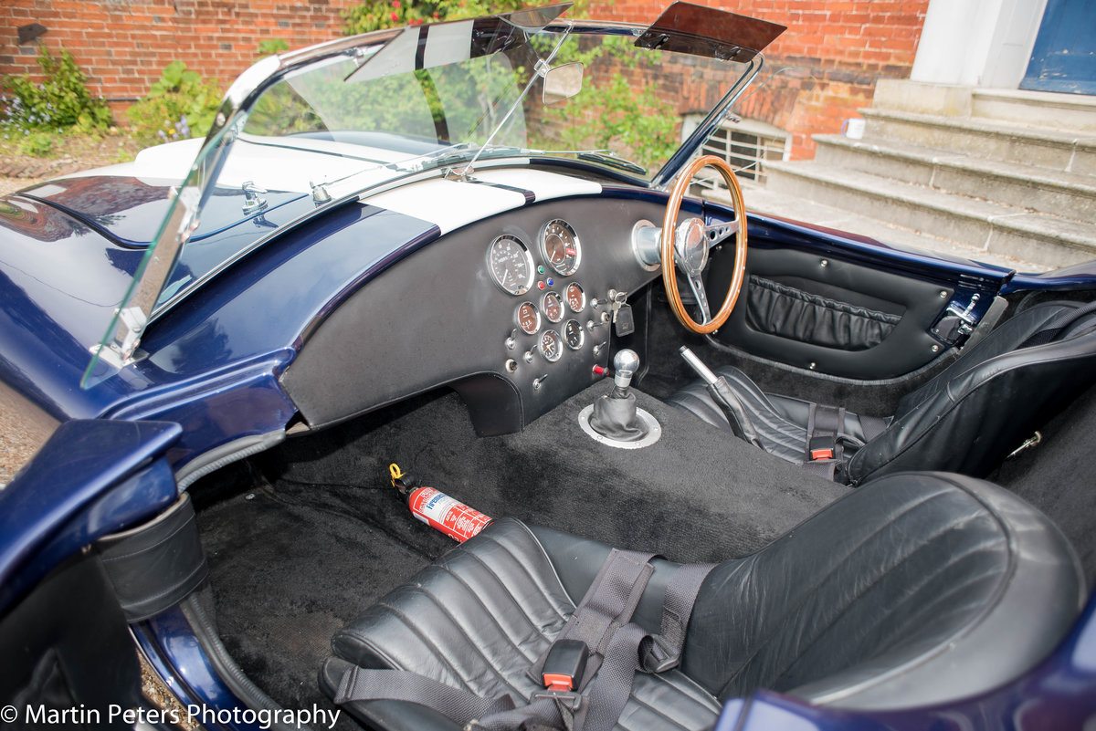 1998 Cobra 427 by Southern Roadcraft For Sale (picture 7 of 24)
