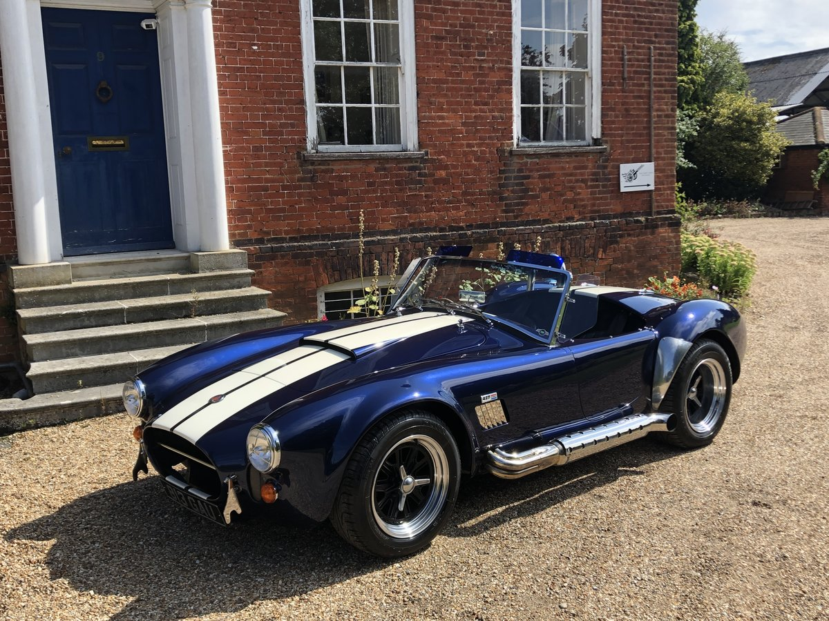 1978 Cobra by AK Sprtscars  For Sale (picture 1 of 24)