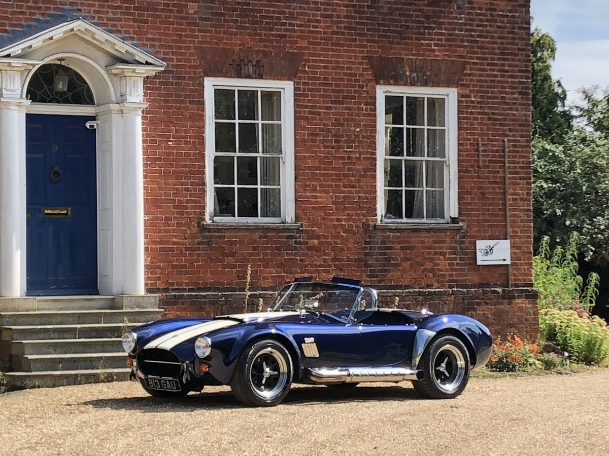 1978 Cobra by AK Sprtscars  For Sale (picture 10 of 24)