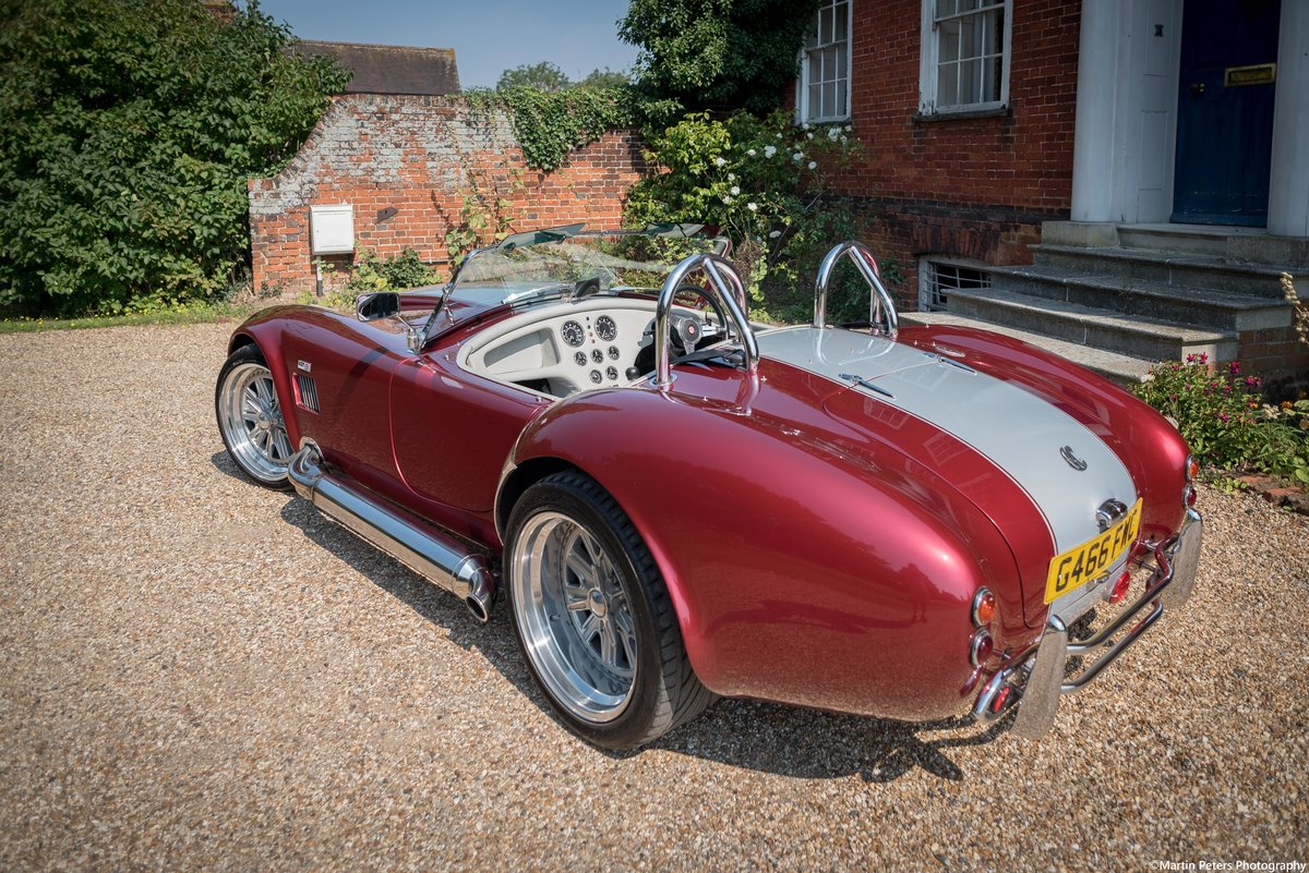 2008 Cobra , DAX De Dion chassis For Sale (picture 6 of 24)
