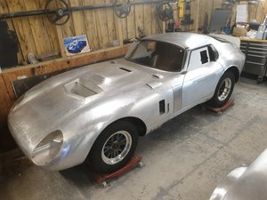 1965 AC COBRA 289 DAYTONA COUPE TOOLROOM RECREATION