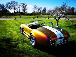 1965 Superformance MKIII Cobra 302 for sale
