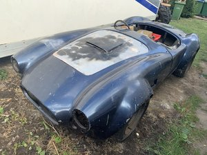 2019 AC Cobra replica project 3.5l rover v8 SOLD