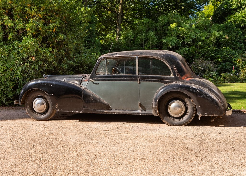 1949 AC Saloon (2 litre) For Sale by Auction | Car And Classic