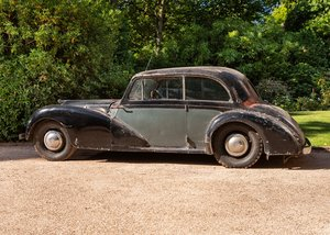 1949 AC Saloon (2 litre) SOLD by Auction