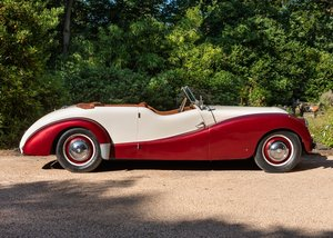 1950 AC Buckland Tourer SOLD by Auction