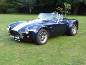 2016 AC Cobra Hawk Replica For Sale