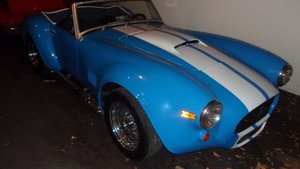 1966 AC Cobra Replica = Clone 302 Auto Clean Blue  $20.9k
