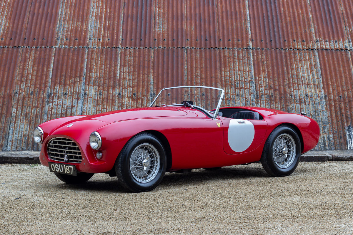 1957 AC Ace-Bristol - Fascinating history and provenance For Sale (picture 1 of 6)