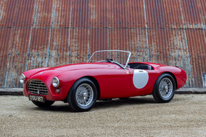 1957 AC Ace-Bristol - Fascinating history and provenance