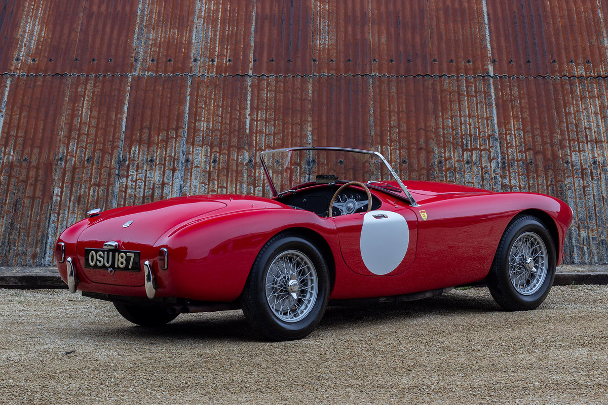 1957 AC Ace-Bristol - Fascinating history and provenance For Sale (picture 2 of 6)