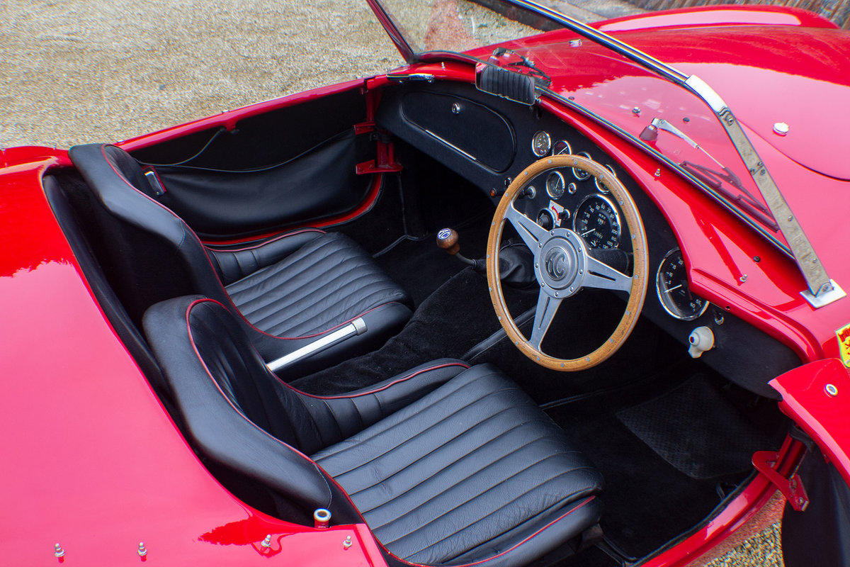 1957 AC Ace-Bristol - Fascinating history and provenance For Sale (picture 3 of 6)