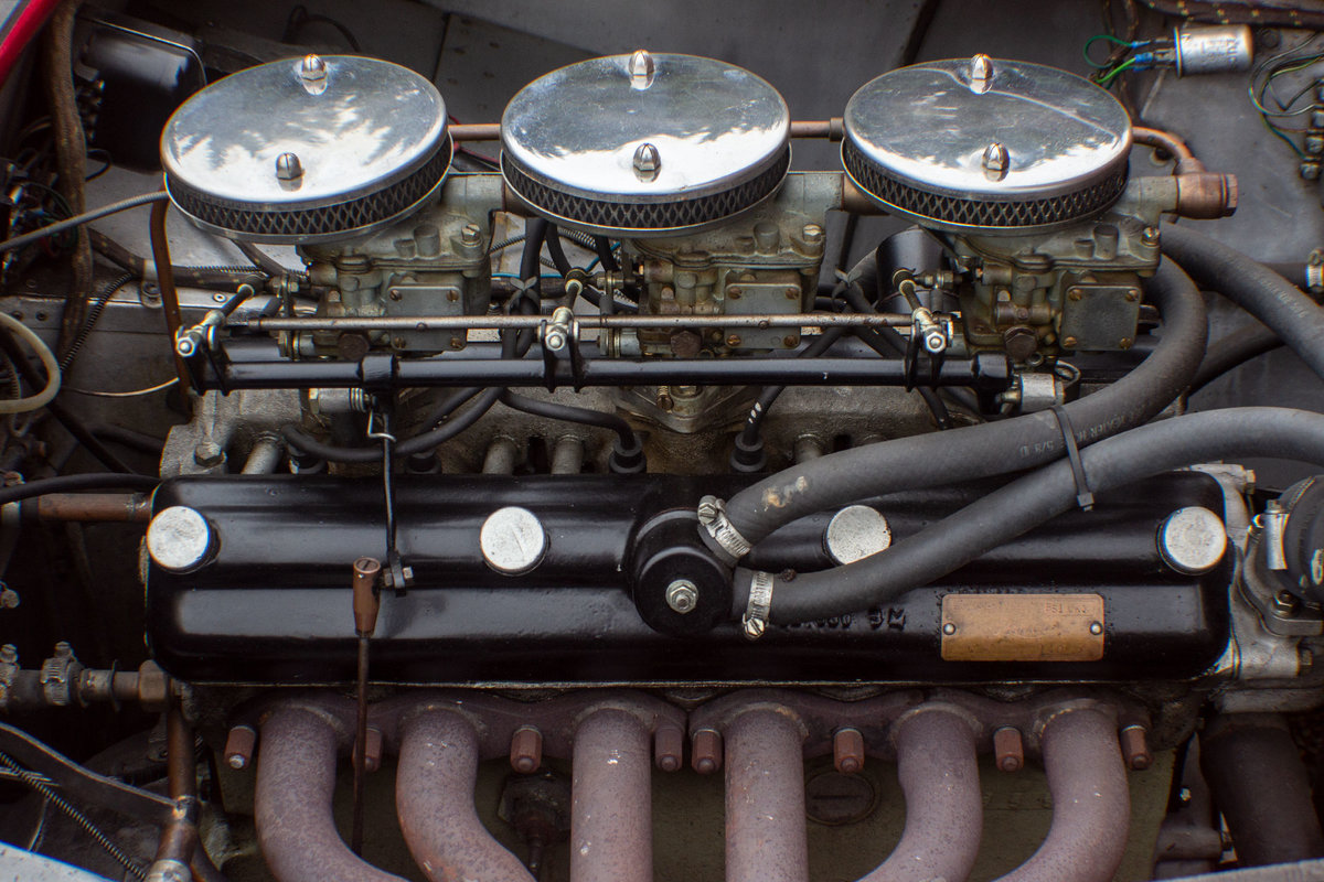 1957 AC Ace-Bristol - Fascinating history and provenance For Sale (picture 5 of 6)