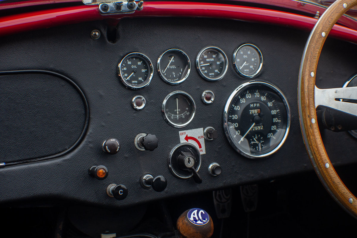 1957 AC Ace-Bristol - Fascinating history and provenance For Sale (picture 6 of 6)