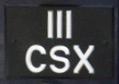111 CSX