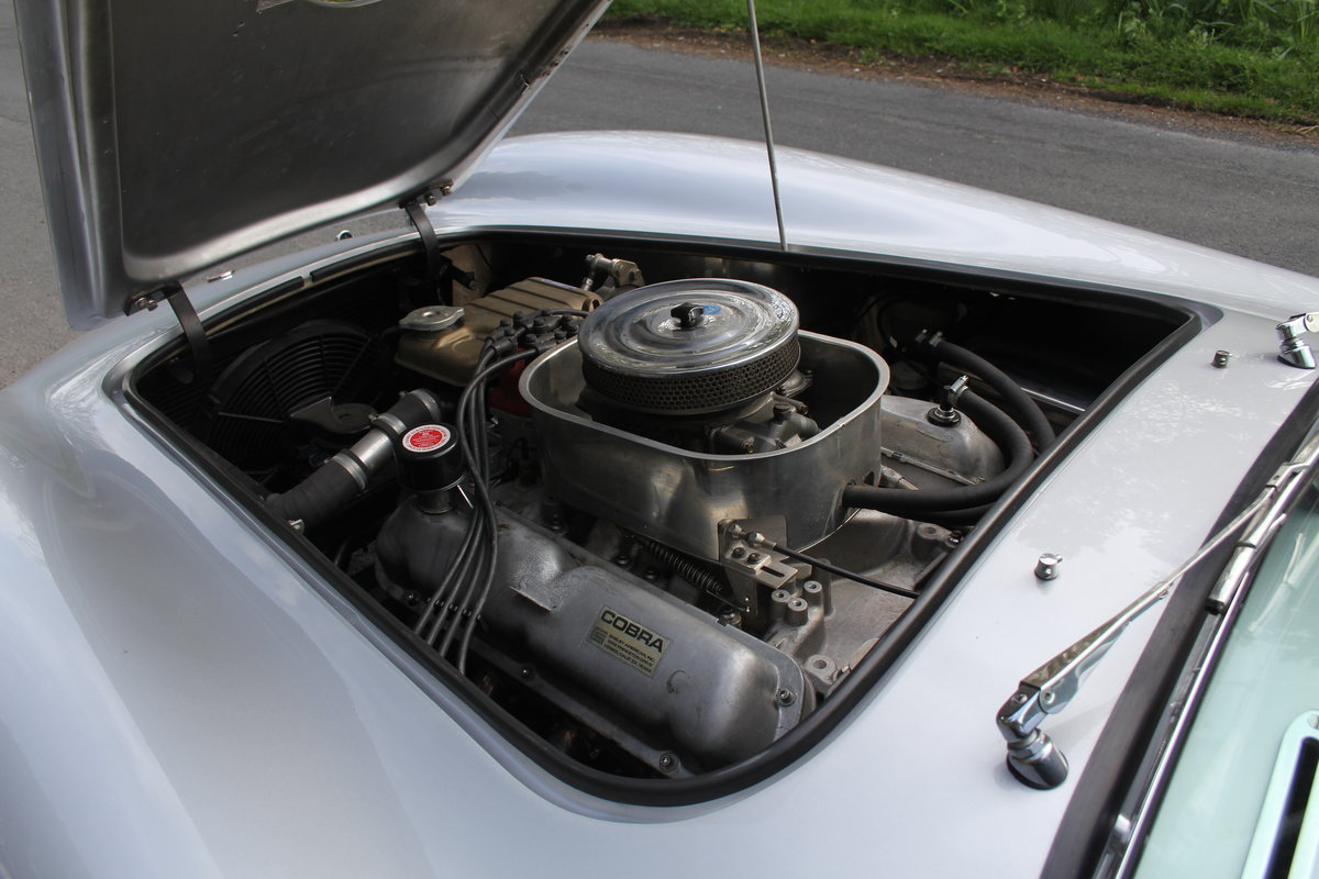1966 AC Cobra Recreation - Authentic, Period, Ford 6.4cc SOLD (picture 15 of 19)