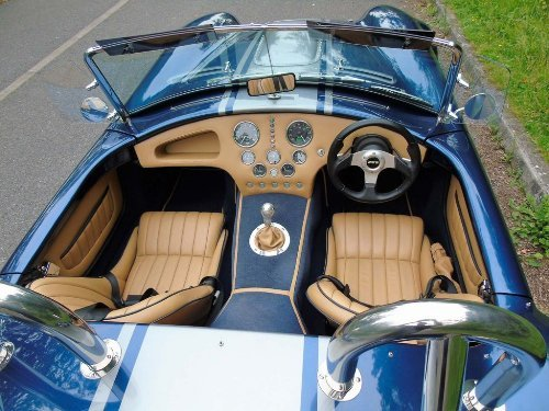 2011 Replica Cobra 3.9 FACTORY BUILT AK COBRA For Sale (picture 7 of 10)