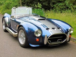 2011 Replica Cobra 3.9 FACTORY BUILT AK COBRA