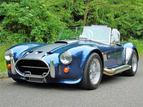 2011 Replica Cobra 3.9 FACTORY BUILT AK COBRA For Sale (picture 2 of 10)