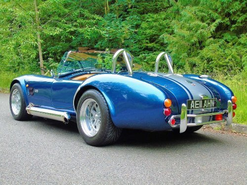 2011 Replica Cobra 3.9 FACTORY BUILT AK COBRA For Sale (picture 4 of 10)