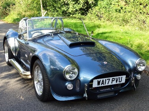 2017 AC Cobra 5.7 SUPERCHARGED AK COBRA REPLICA.  For Sale (picture 2 of 10)