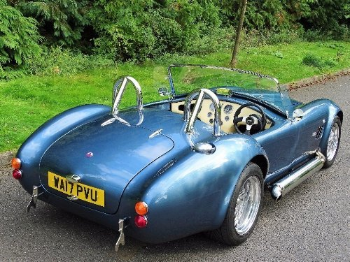 2017 AC Cobra 5.7 SUPERCHARGED AK COBRA REPLICA.  For Sale (picture 3 of 10)