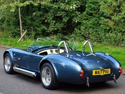 2017 AC Cobra 5.7 SUPERCHARGED AK COBRA REPLICA.  For Sale (picture 4 of 10)