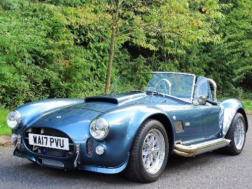 2017 AC Cobra 5.7 SUPERCHARGED AK COBRA REPLICA.  For Sale (picture 5 of 10)