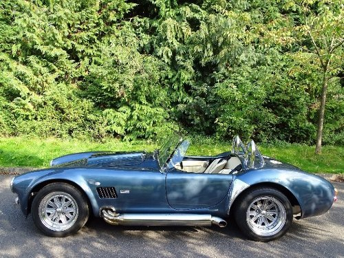 2017 AC Cobra 5.7 SUPERCHARGED AK COBRA REPLICA.  For Sale (picture 6 of 10)
