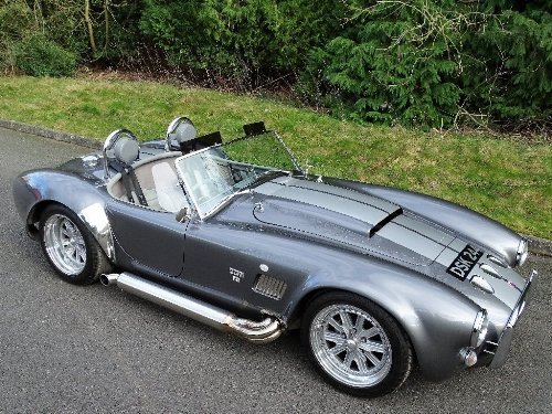 2008 AC Cobra 5.7 REPLICA BY DAX SPORTSCARS. For Sale (picture 1 of 10)