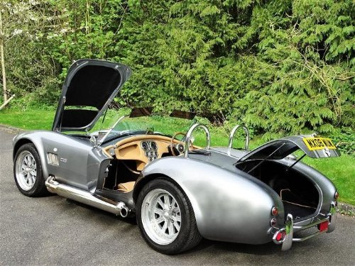 2008 AC Cobra 5.7 FACTORY BUILT DAX, DB REPLICAS  For Sale (picture 10 of 10)