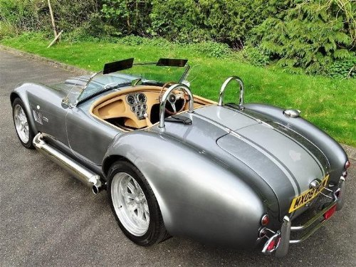 2008 AC Cobra 5.7 FACTORY BUILT DAX, DB REPLICAS  For Sale (picture 3 of 10)